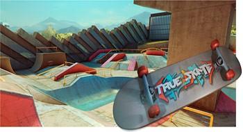 True Skate – самый реальный симулятор скейтборда