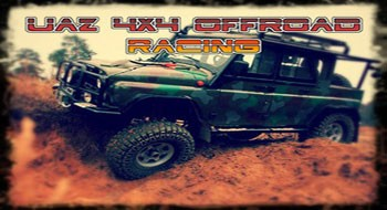 Uaz 4x4 OffRoad Racing