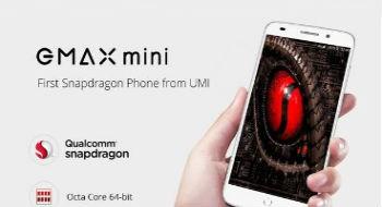 UMi готовит первый смартфон на чипсете Snapdragon