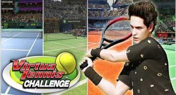 Virtua Tennis Challenge – теннисный симулятор