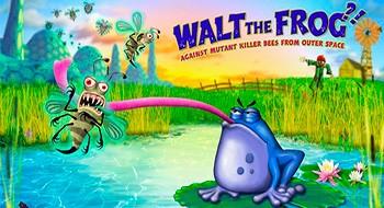 Walt The Frog!?