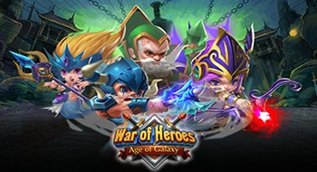 Встречайте War of Heroes: Age of Galaxy