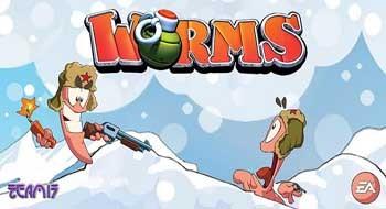 Worms 2010 – всем известные червяки покоряют Android