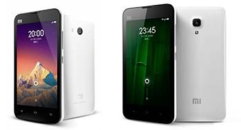 Xiaomi M2A и M2S представлены официально
