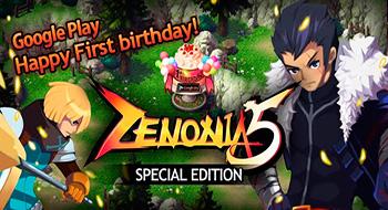 ZENONIA 5 увлекательная RPG