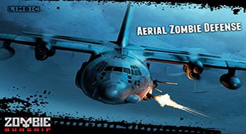 Zombie Gunship – стань наводчиком штурмовика AC-130