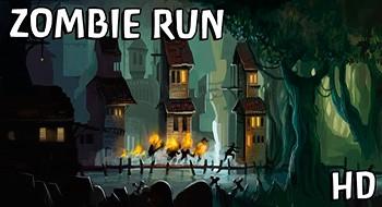 Zombie Run HD – зомби ранер