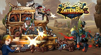ZomboBus – зомби апокалипсис