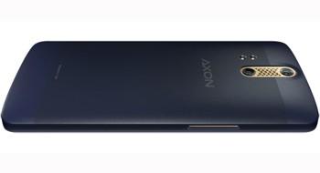 ZTE Axon – мощный аппарат за 450 долларов