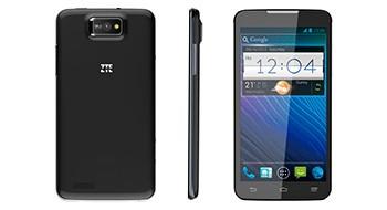 ZTE Grand Memo  первый смартфон на базе Qualcomm Snapdragon 800